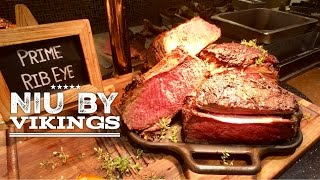 Best Buffets Philippines Episode 1: Niu by Vikings SM Aura Bonifacio Global City
