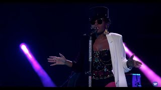 Janelle Monáe Make Me Feel The Voice Performance
