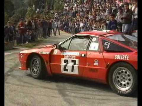 Group B '86 Tour De Corse