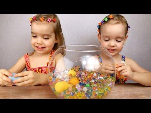 ORBEEZ Сюрпризы игрушки в разноцветных шариках Орбиз!