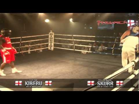 Kiberu vs Skurr - Bout 6, iFS HK 22 Mar &#039;12