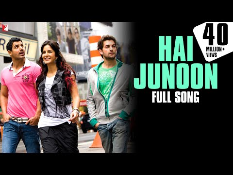 Hai Junoon - Song - New York video