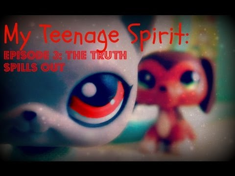 Littlest Pet Shop: My Teenage Spirit (Episode: #3 'The Truth Spills Out.')