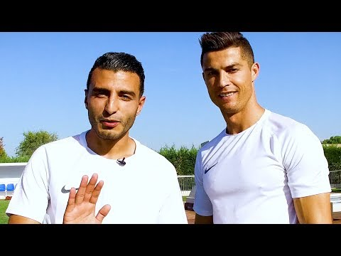 CRISTIANO RONALDO & TOUZANI - ( 🇬🇧 Turn on subtitles )