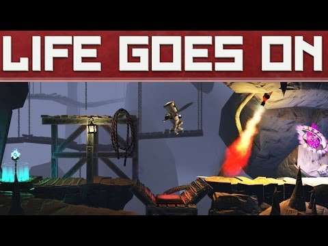 Life Goes On - Awesomely Interesting Platformer!