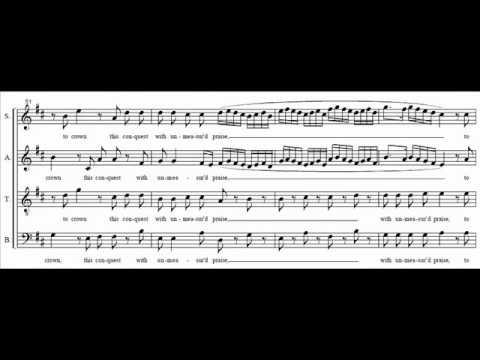 Sing unto God (Judas Maccabaeus) HANDEL