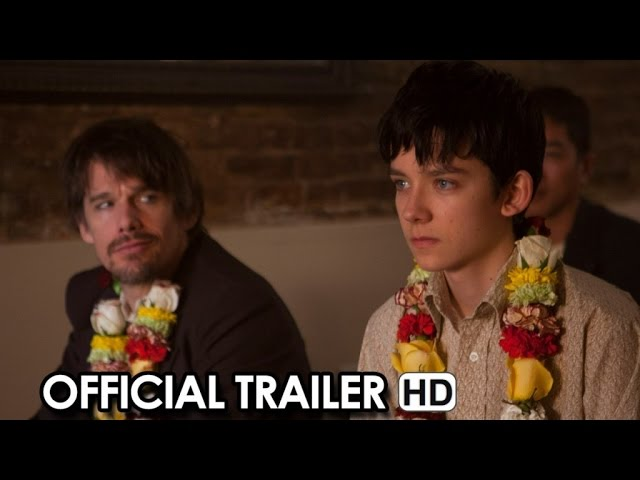 Ten Thousand Saints Official Trailer (2015) - Asa Butterfield, Hailee Steinfeld HD