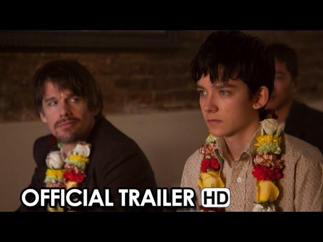 Ten Thousand Saints Official Trailer (2015) - Asa Butterfield, Hailee Steinfeld HD