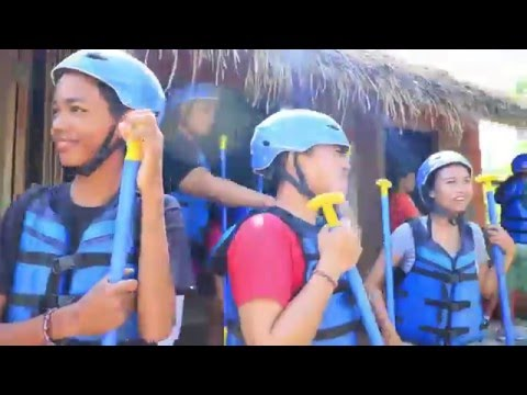 Rafting Seru Bersama Bali Sobek dan Sahabat Pinguin FM