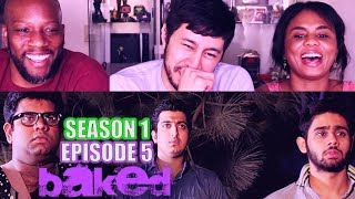 ScoopWhoop's BAKED | S1 E5 | Reaction W/ Syntell & Cortney