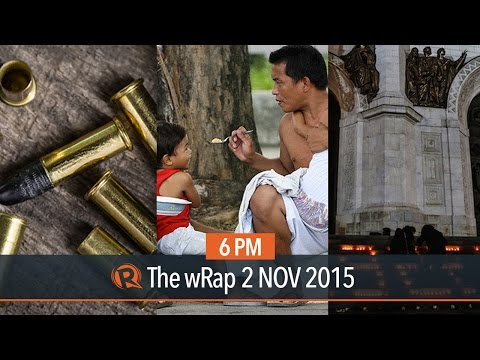 PH hunger, disaster funds, Myanmar elections   6PM wRap