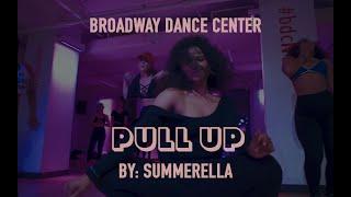 Pull Up Summerella