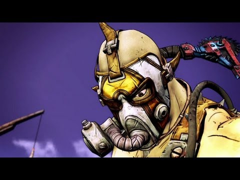 Borderlands 2 - Krieg: A Meat Bicycle Built For Two Short Film