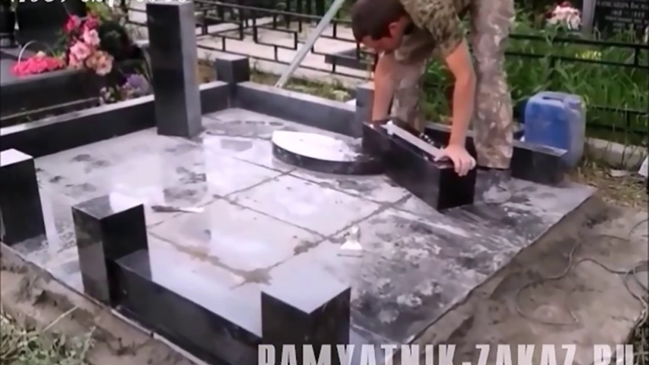 Сколько стоит установить памятник на могилу в самаре памятник из цветного гранита Кувшиново