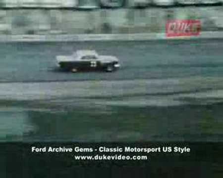 Ford Archive Gems - Classic US Motorsport Video