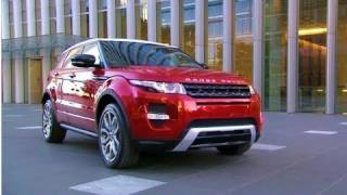 All-New 5-Door Range Rover Evoque (HD)
