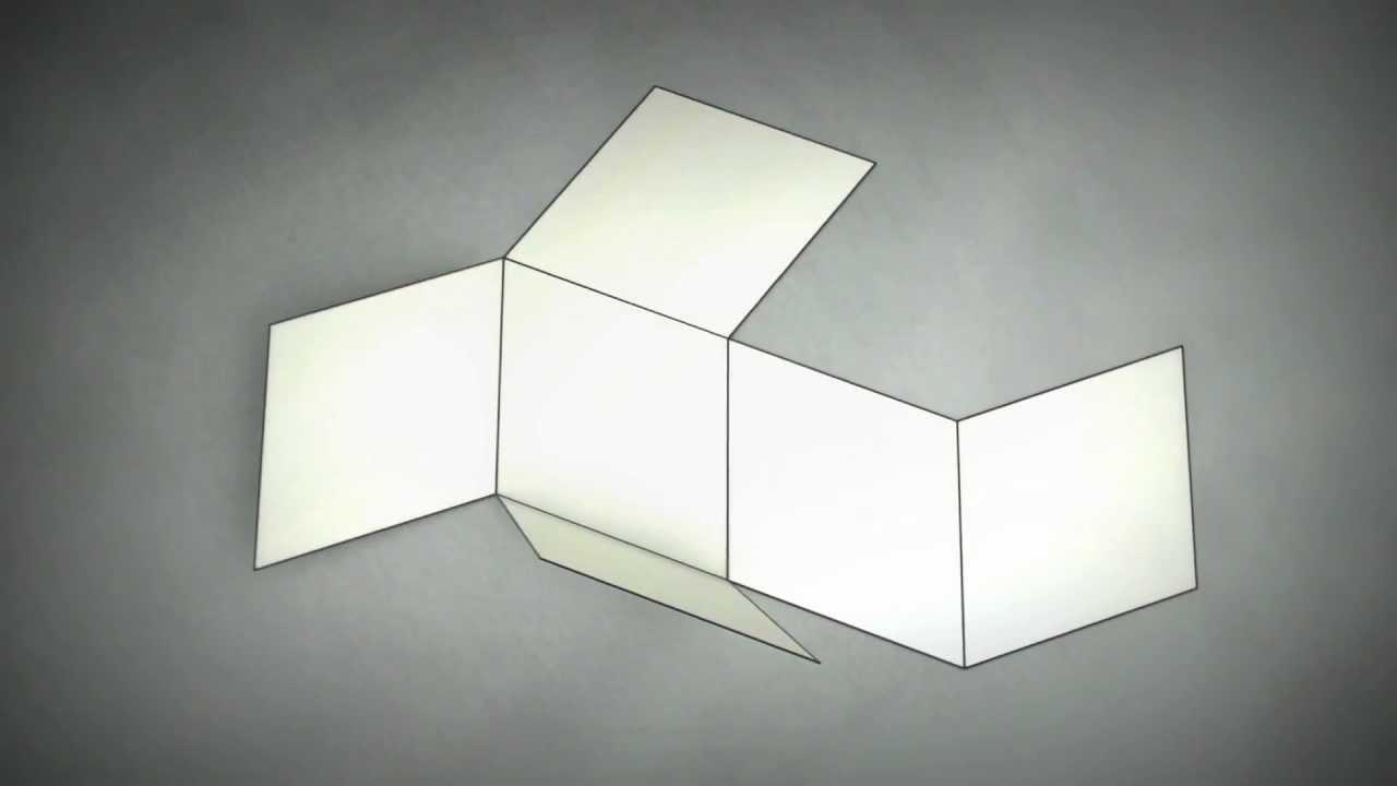 Параллелепипед прямоугольный своими руками