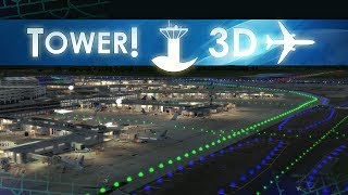 Tower!3D Pro - First Look with Voice Recognition!