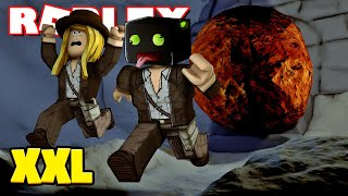 [XXL] EXTREME OBBY (SECRET TEMPEL)?! - Roblox [Deutsch/HD]