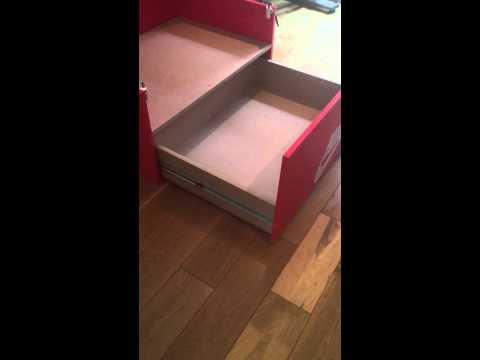 Pudło na buty w kształcie pudełka po butach Nike!