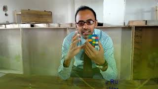 How to solve the 3x3 Rubik's cube Tutorial (Tamil Version) Universal solution