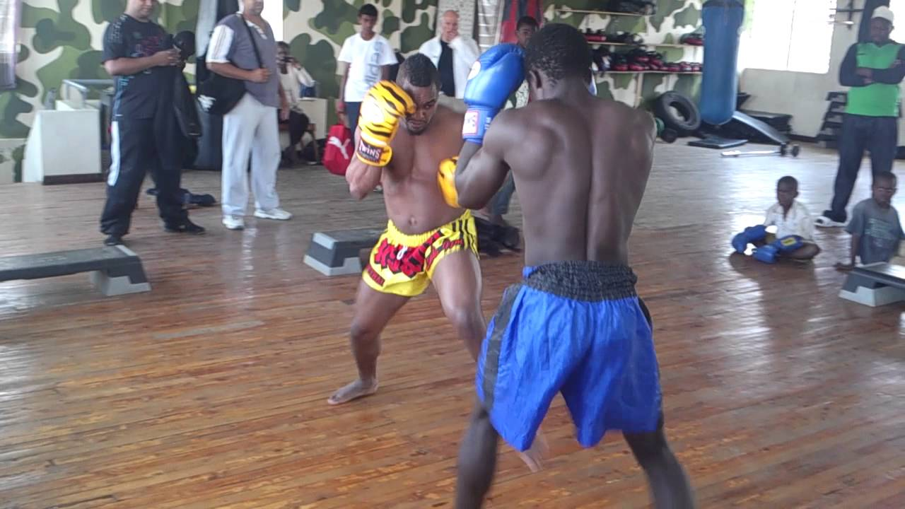 Muay Thai Sparring Knockout Muay Thai Knockout in Sparring