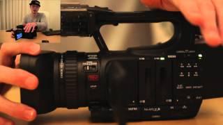 Canon XF105 Tutorial
