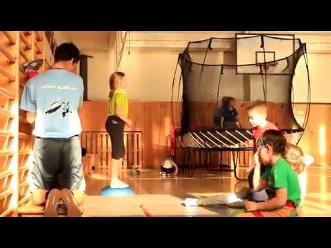 Board Academy indoor trening