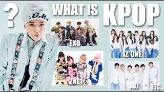 What is K-pop ?