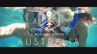 [HD]Australia Road Trip | Sydney-Cairns-Port Douglas-Cap Tribulation [GoPro HERO 4 - Parrot BeBop]