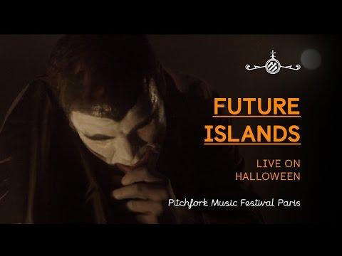 Future Islands   Full Set   Pitchfork Music Festival Paris 2014   PitchforkTV