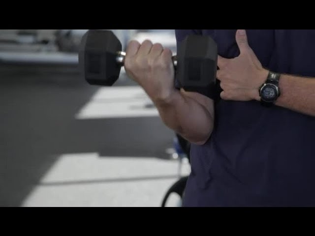 What Muscles Are Used During Supinated Dumbbell Curls? : Fitness Tips for Success