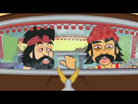 Cheech And Chong Anthem (weed Are The World™) video