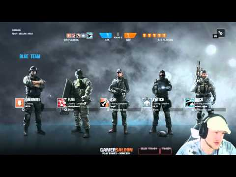 R6 Siege - Diamond ranked / Oregon (With frost and buck)