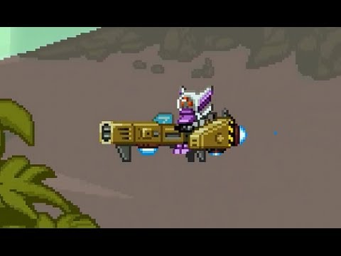 Starbound Mod - Hoverbikes
