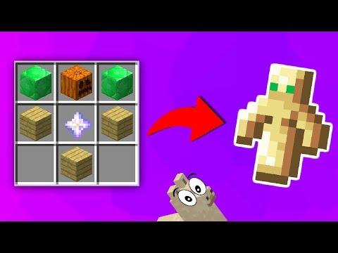ТОП 5 САМЫХ СЛОЖНЫХ КРАФТОВ В МАЙНКРАФТЕ [ТопПВП Minecraft]