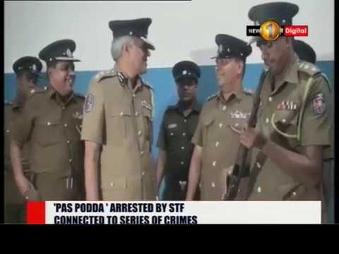 pas podda arrested b eng