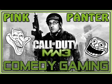 MODERN WARFARE 3 - WITZIGER MOD | Pink Panter sagt... Premium Teil 4 [HD]