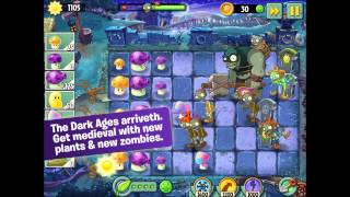 PLANTS VS ZOMBIES 2 SOUNDTRACK PART 8: DARK AGES
