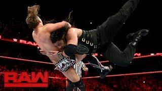 Roman Reigns vs. The Miz: Raw, Sept. 25, 2017