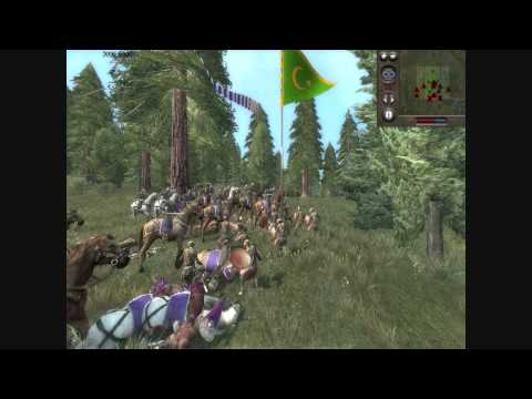 Medieval II Total War Online Battle #40: Byzantines vs the Turks