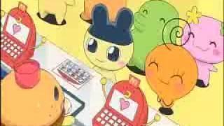 Tamagotchi McDonalds Anime