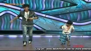 Jeet dance slow motion with Raghav crockroaxz  DID lil masters   1st July 2012  mp4