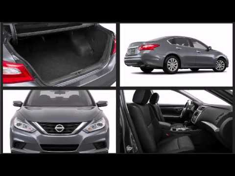 2016 Nissan Altima Video