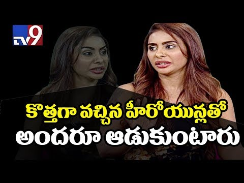 Actress Sri Reddy : Telugu Girls Are Considered Dumb And Insulted - TV9