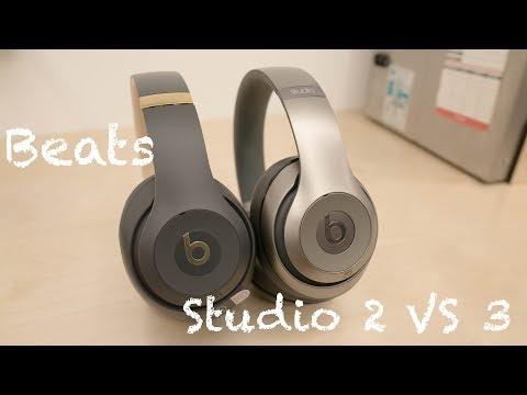Review Beats by Dre Studio 2 vs  Studio 3 Wireless Comparison