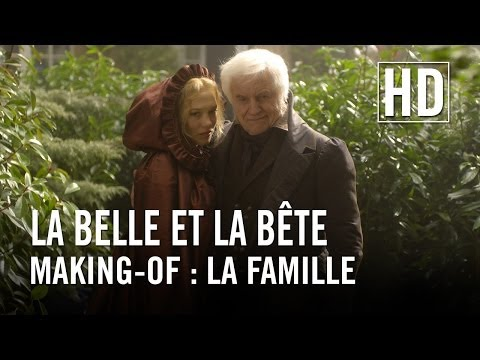 La Belle et la Bête - Making-of
