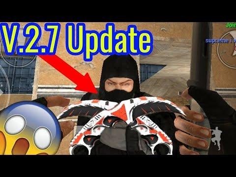 Special Force Group 2 || New Update V 2.7!!! || New Knife Skin/NewDesert