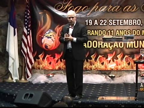 Pr. Claudio Duarte - Matando Uzias