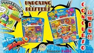 💥 Mega Concurso Unboxing BLISTERS SuperZings Serie 2 💥 | ¡Un blister puede ser tuyo!